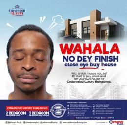 2 bedroom Detached Bungalow for sale Oshoroko Free Trade Zone Ibeju-Lekki Lagos