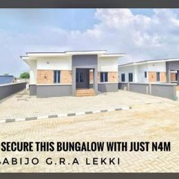 3 bedroom Detached Bungalow House for sale Abijo Gra  Abijo Ajah Lagos