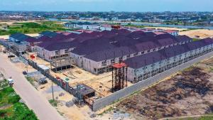 4 bedroom Terraced Duplex for sale Ivy Luxuria Estate, Orchid Road Close To Chevron Toll Gate Ikota Lekki Lagos