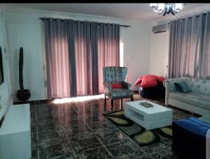 4 bedroom House for shortlet Opebi Ikeja Lagos