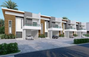 5 bedroom Terraced Duplex House for sale By Mobil Fuel Station, Before Banex-Bridge ,Abuja Mabushi Abuja