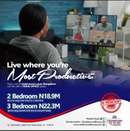 3 bedroom Detached Bungalow for sale Oshoroko Free Trade Zone Ibeju-Lekki Lagos
