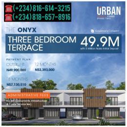 3 bedroom Terraced Duplex for sale Urban Prime 3 Onyx Is Located In Ogombo Road Abraham adesanya estate Ajah Lagos