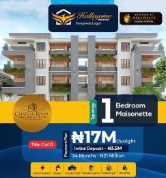 1 bedroom Blocks of Flats for sale Behind Novare Shoprite Sangotedo Lekki Phase 2 Lekki Lagos