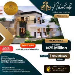 Residential Land for sale Awoyaya Awoyaya Ajah Lagos