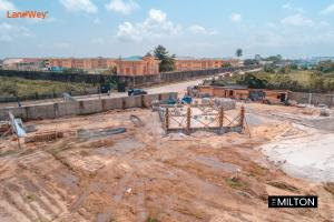 Land for sale The Milton Estate, Close To Cosharis Motors, Sangotedo Lagos