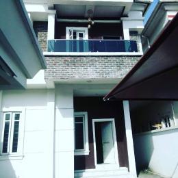 4 bedroom Detached Duplex for rent Main Chevron Road chevron Lekki Lagos