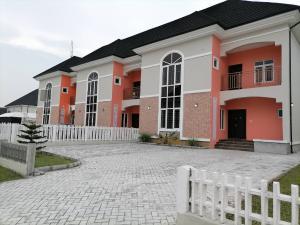 3 bedroom Semi Detached Duplex House for rent Rifcourt Estate close to golf estate, Odili road Trans Amadi Port Harcourt Rivers