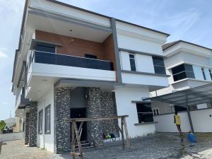 5 bedroom Detached Duplex House for rent Pinnock beach is estate  Osapa london Lekki Lagos