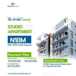 1 bedroom Studio Apartment for sale Novare Mall Lekki Monastery road Sangotedo Lagos