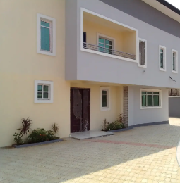 3 bedroom Terraced Duplex House for sale Marshy hill estate, Ado Ajah Lagos
