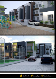 3 bedroom Terraced Duplex House for sale Close To  Lagos Business School , By General Paint Ajah Lagos