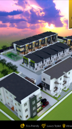 2 bedroom House for sale After Lagos Business School, By General Paint. Ajah Lagos