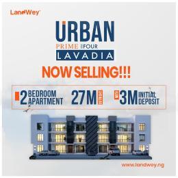 2 bedroom Blocks of Flats House for sale Lavadia, Abraham Adesanya Ogombo Ajah Lagos