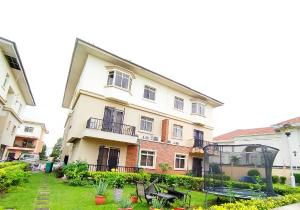 4 bedroom Semi Detached Duplex for rent 9 Banana Island Ikoyi Lagos
