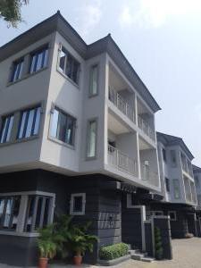 4 bedroom Terraced Duplex House for rent Off osborn road Falomo Ikoyi Lagos