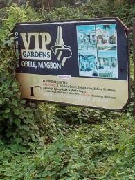 Land for sale obele junction, VIP GARDENS, magbon Badagry Lagos