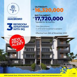 4 bedroom Self Contain Flat / Apartment for sale s Magboro Obafemi Owode Ogun