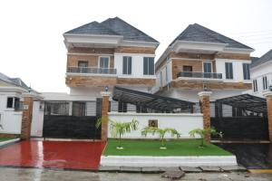 5 bedroom Semi Detached Duplex House for sale Ikota Villa Estate Lekki Lagos
