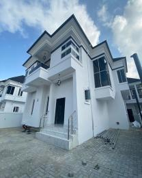 4 bedroom Detached Duplex House for sale Off Second Tollgate Lekki Lagos