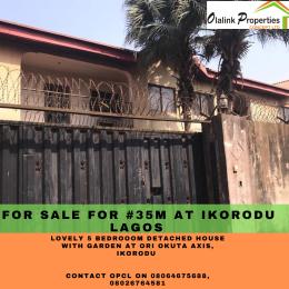 5 bedroom Detached Duplex for sale Ori Okuta Axis Ikorodu Lagos
