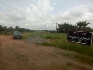 Land for sale Magnolia Park Estate, Ode-Omi, 15mins from Lacampagne Tropicana Resort Ibeju-Lekki Lagos