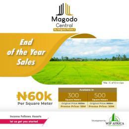 Land for sale Magodo Central Estate Magodo GRA Phase 2 Kosofe/Ikosi Lagos