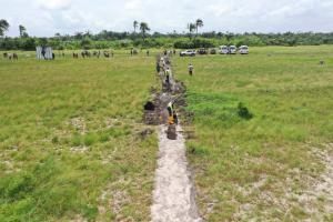 Commercial Land Land for sale IKEGUN COMMUNITY Ikegun Ibeju-Lekki Lagos
