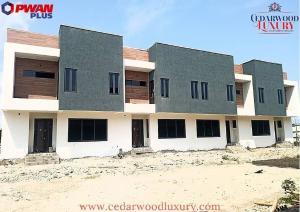 1 bedroom mini flat  Blocks of Flats House for sale Cedarwood Luxury Apartment In Ajayi Akpata Town Estate Abijo Ajah Lagos