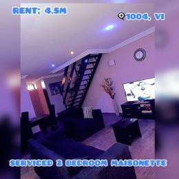 2 bedroom Flat / Apartment for rent On a High Rise building 1004 Victoria Island Lagos