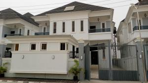 4 bedroom Semi Detached Duplex House for sale Lafiaji Lekki Lagos