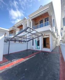 4 bedroom Semi Detached Duplex House for rent Chevron. Gate, Oral Estate chevron Lekki Lagos