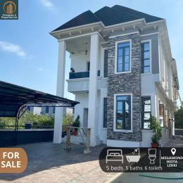 5 bedroom Detached Duplex House for sale megamond estate Ikota Lekki Lagos