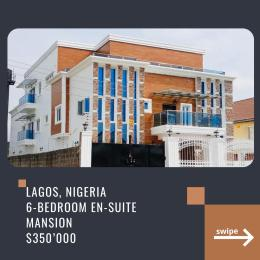 6 bedroom Detached Duplex House for sale Located At Magodo Phase 1 Isheri North Inside The Estate Magodo Kosofe/Ikosi Lagos