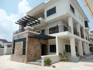 8 bedroom Detached Duplex House for sale Guzape Guzape Abuja