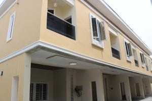 4 bedroom Terraced Duplex House for sale Chevron Lekki Phase 2 Lekki Lagos