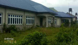 Event Centre Commercial Property for sale Otokutu Warri Delta