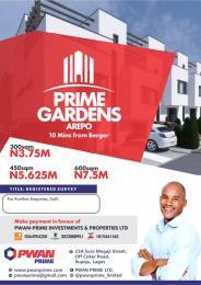 Land for sale Arepo area Isheri North Ojodu Lagos