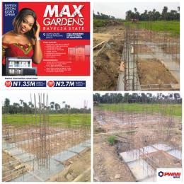Mixed   Use Land Land for sale Max Garden Estate Along Azikoro Otuoke Expressway Nembe Bayelsa