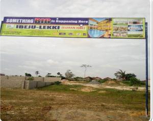 Residential Land Land for sale Providence court, lekki free trade zone Eleranigbe Ibeju-Lekki Lagos