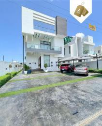 5 bedroom Detached Duplex House for sale Located at Pinnock beach Estate  Osapa london Lekki Lagos