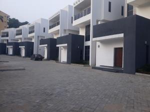6 bedroom Terraced Duplex House for sale Off Ademola Adetokunbo Crescent  Wuse 2 Abuja