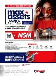 Mixed   Use Land for sale Okpuno Awka South Anambra