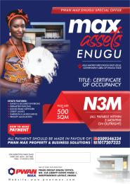 Land for sale Agu-Amorji Nike Enugu East Local Government Area Enugu Enugu