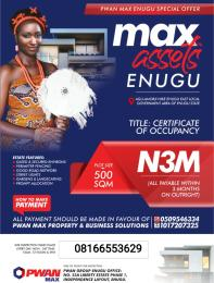 Serviced Residential Land Land for sale Enugu Enugu