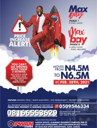 Serviced Residential Land Land for sale Eleko Ibeju-Lekki Lagos