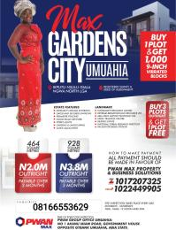 Serviced Residential Land Land for sale Umuahia South Abia