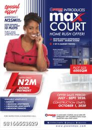 Mixed   Use Land Land for sale Oko ado Ajah Lagos