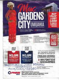 Commercial Property for sale Umuahia South Abia