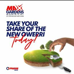 Serviced Residential Land Land for sale Owerri Imo